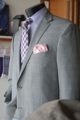 Classic menswear from Stephano's