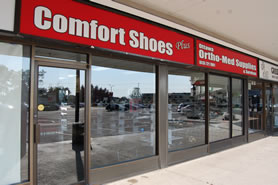 Comfort Shoes Plus exterior